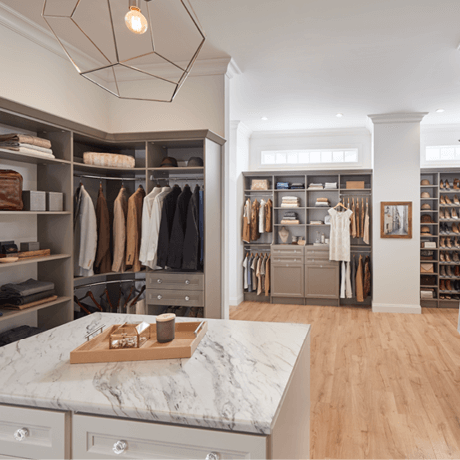 ClosetMaid MasterSuite 27th Avenue in Timeless Taupe