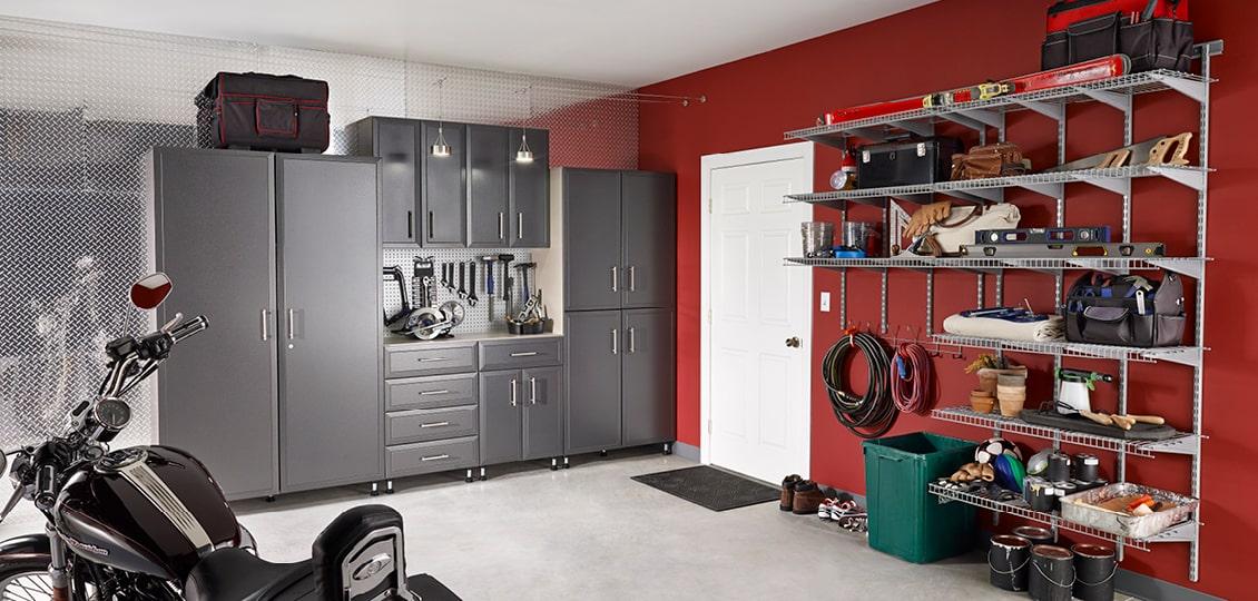 Progarage Closet Storage Systems