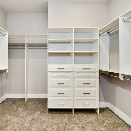 ClosetMaid Professional Services | Multi-Family | MasterSuite Classic