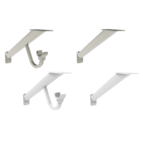 ClosetMaid Angled Brackets Image (Square)