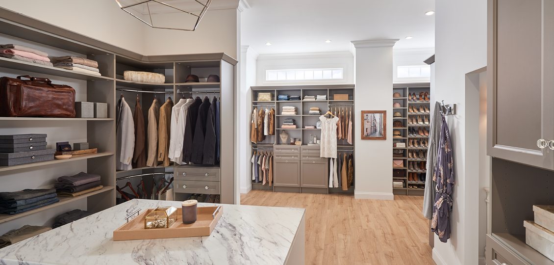 Closetmaid Introduces New Accessories For Mastersuite